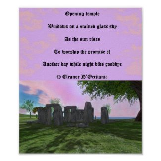 Sunrise Worship Poetry 9.24