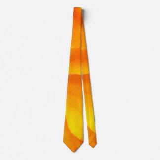 Sunrise Yellow Neck Tie