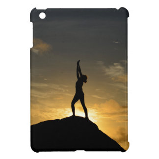 Sunrise Yoga iPad Mini Covers