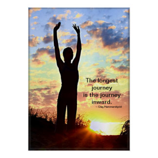 Sunrise Yoga - The Longest Journey Poster