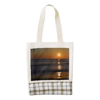 Sunrise Zazzle HEART Tote Bag