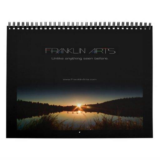 Sunrises & Sunsets 2012 Calendar