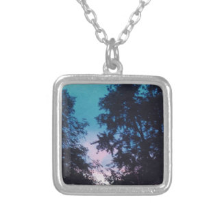 Sunrising Silver Plated Necklace