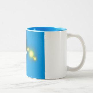 Suns in Blue Sky Mug