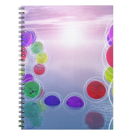 Suns in Their Courses Notebook