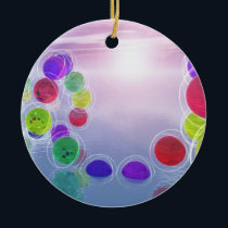 Suns in Their Courses Ornament
