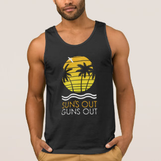 Sun's Out Guns Out Suns Tank Top