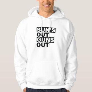 Sun's Out Guns Out Sweatshirt