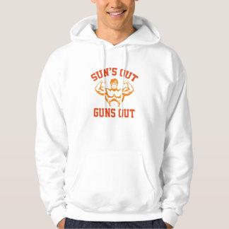 Sun's Out Guns Out Sweatshirts
