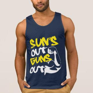 SUN'S Out GUNS Out TEE