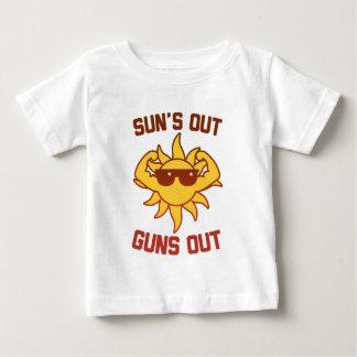 Sun's Out Guns Out Tshirts