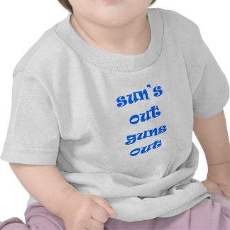Sun's Out Guns Out! Shirts