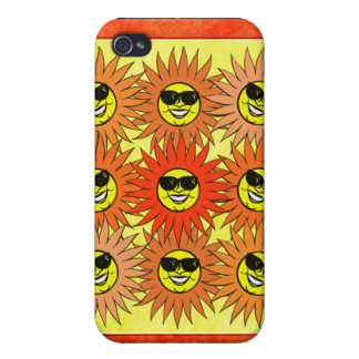 SUNS PARTY COVER FOR iPhone 4