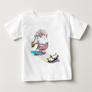 sUnScReEn sAnTa Baby T-Shirt