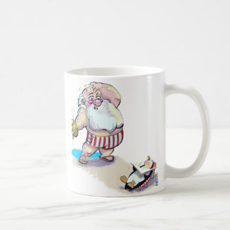sUnScReEn sAnTa Coffee Mug