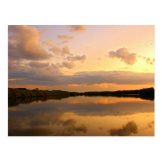 Sunset2 postcard