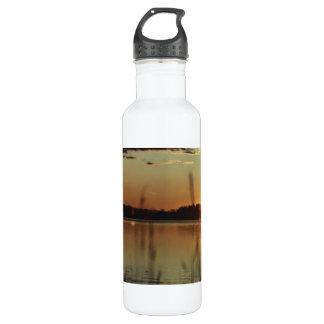 Sunset 01 water bottle