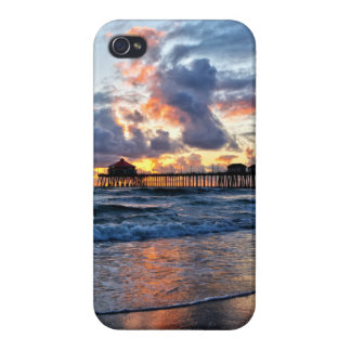 Sunset 10 28 13 iPhone 4 Glossy Finish Case iPhone 4/4S Covers