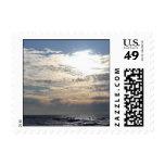 Sunset 11 stamp