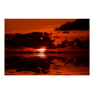 Sunset-13 Poster