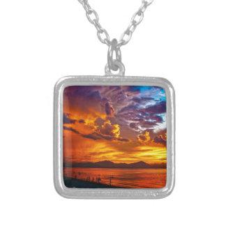 sunset-164288 sunset sundown da nang bay danang ci personalized necklace