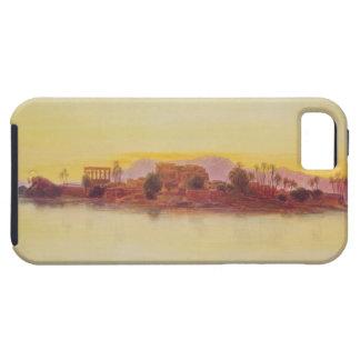 Sunset, 1861 (panel) iPhone SE/5/5s case