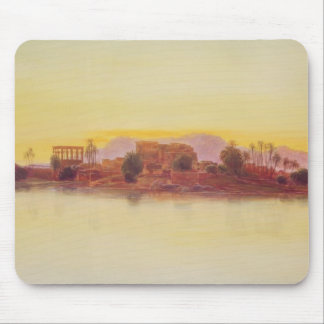 Sunset, 1861 (panel) mouse pad