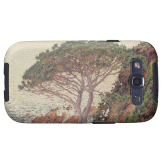 Sunset 1916 oil on canvas samsung galaxy s3 cases