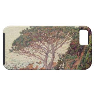 Sunset, 1916 (oil on canvas) iPhone SE/5/5s case