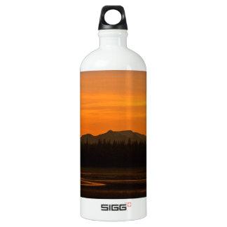 sunset-198 SIGG traveler 1.0L water bottle