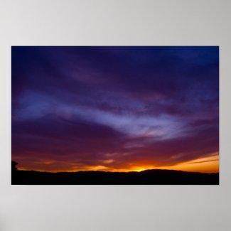 Sunset 1 print