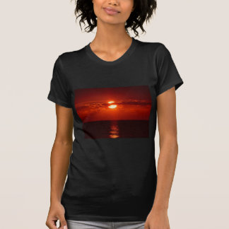 sunset-205717 puesta del sol, nube, nubes, cielo, tshirt