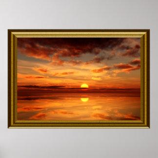 Sunset-24 Print