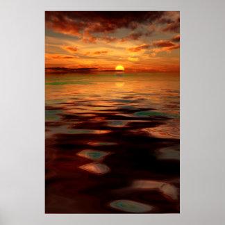 Sunset-25 Poster