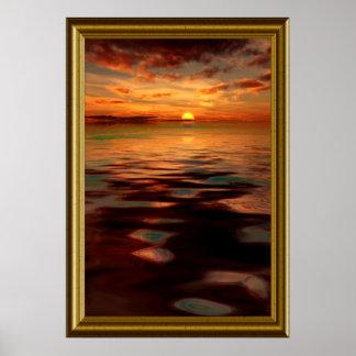 Sunset-27 Poster