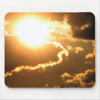 sunset 2 mouse pad
