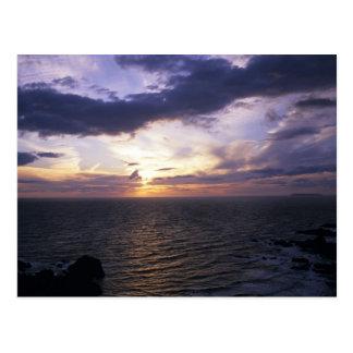 Sunset (2) postcard