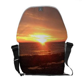 SUNSET #3 Messenger Bag