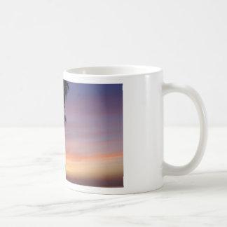 sunset 3 mugs