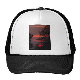 Sunset 4 trucker hat