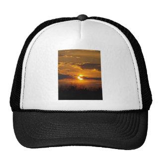 Sunset 5 trucker hat
