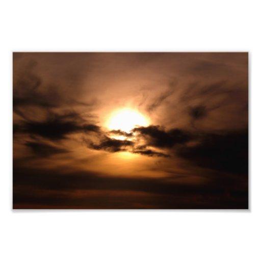 Sunset 6 art photo