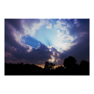 Sunset-6 Poster