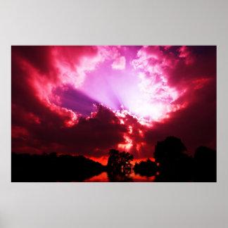 Sunset-8 Poster