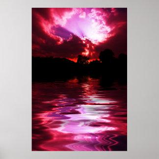 Sunset-9 Print