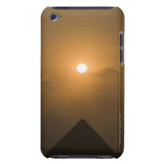 Sunset above The Great Pyramid Barely There iPod Case