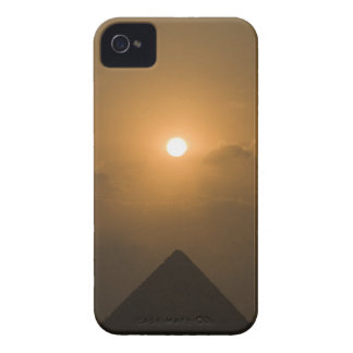 Sunset above The Great Pyramid iPhone 4 Case-Mate Case
