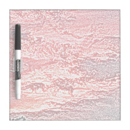 sunset abstract red pink colored background dry erase board