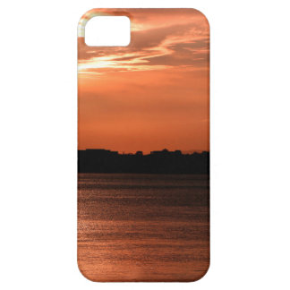 Sunset across the Bay iPhone SE/5/5s Case
