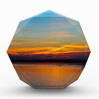 Sunset Acrylic Award